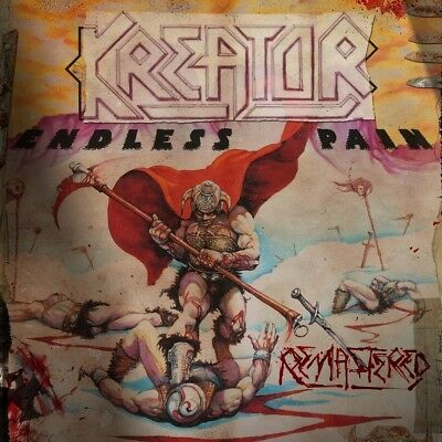 Kreator - Endless Pain (Remastered)   Cd New