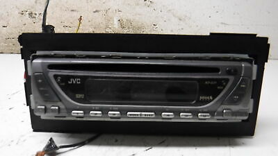 Groovy Jvc Kd S52 Aftermarket Stereo Radio Receiver Replacement Wire Wiring 101 Tzicihahutechinfo