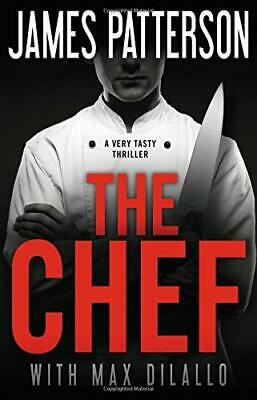 The Chef (Hardcover, 2019) by James Patterson, Max DiLallo New Free Shipping