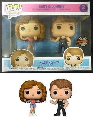 Dirty Dancing - Pop! - 2-pack Baby & Johnny - Funko