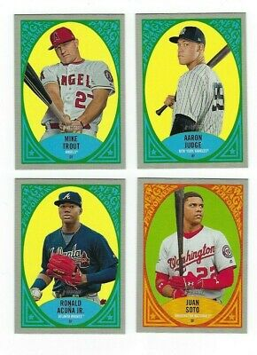 New Age Performers Insert Complete Your Set 2019 Topps Heritage You Pick U