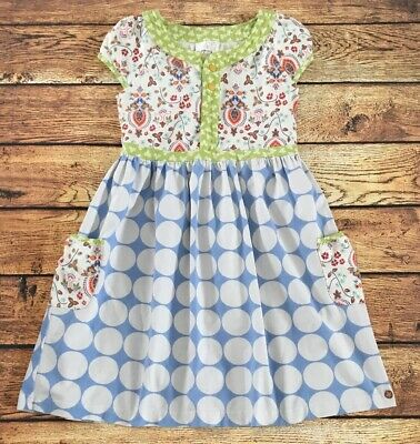 *NWT MATILDA JANE* Girls 435 Once Upon A Time ALLEGORY Dress Sz 8 10 12 TWEEN