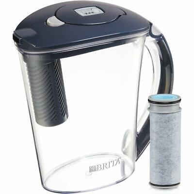 Brita Large 10 Cup Stream Filter as You Pour Water Pitcher - Open Box