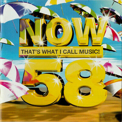 Various Artists * Now That's What I Call Music! 58 CD (2004) NEAR MINT