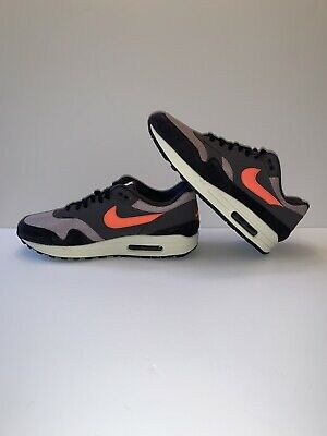 online retailer c3087 cc46b 38 New Mens Nike Air Max 1 Wild Mango Running Training Shoes Size 11 AH8145-
