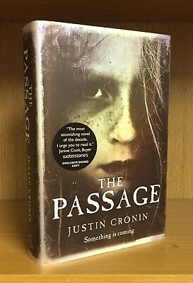 The Passage - Justin Cronin **Signed Waterstones Exclusive** UK 1/1 - TV Series
