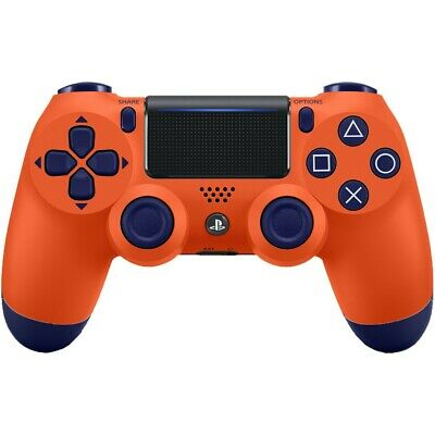 Controller Sony Ps4 Dualshock 4 V2 Sunset Orange Joypad Playstation 4