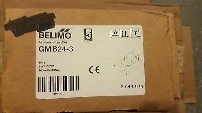 Belimo GMB24-3 24VAC/DC 360in-lb/40Nm