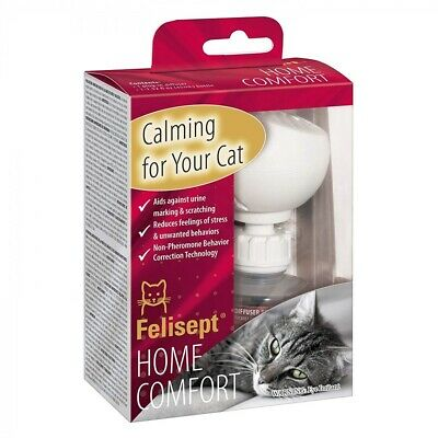 Felisept Home Comfort Calming Diffuser & Refill for Cats