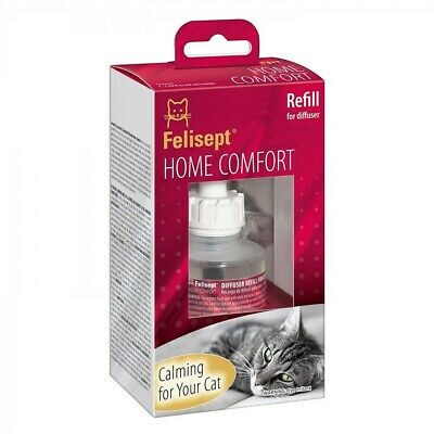 Felisept Home Comfort Calming Refill for Cats to be used with Felisept Diffuser