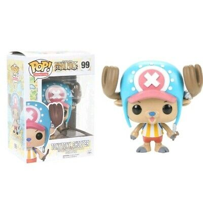 Funko Pop Animation: Shonen Jump One Piece - TonyTony. Chopper Vinyl Figure 5304