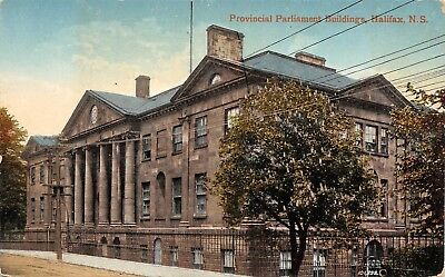 Provincial Parliament Buildings Halifax Nova Scotia NS 579