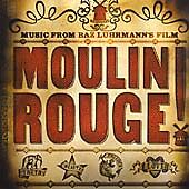 Moulin Rouge: MUSIC FROM BAZ LUHRMANN'S FILM, Original Soundtrack, Very Good Imp