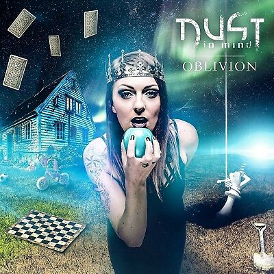 Dust In Mind - Oblivion   Cd New