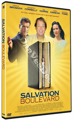 Salvation Boulevard NEW PAL Cult DVD George Ratliff Pierce Brosnan J. Connelly