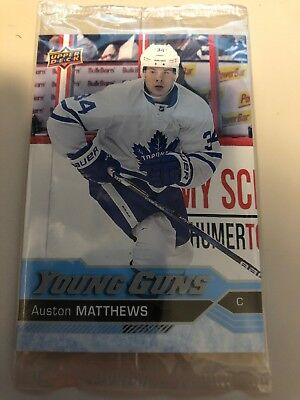 Auston Matthews Rc 201617 Ud Upper Deck Black Diamond