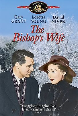 The Bishops Wife DVD1948, BISHOP'SWIFE MOVIE CLASSIC Cary Grant, Loretta Young