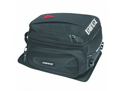 Dainese D-Tail Motorcycle Bag Black