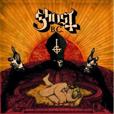 Ghost B.C. - Infestissumam CD NEW