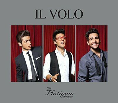 Il Volo - The Platinum Collection (3 Disc) CD NEW