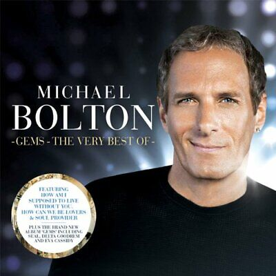 Michael Bolton - Gems: The Very Best of (2 Disc) CD NEW