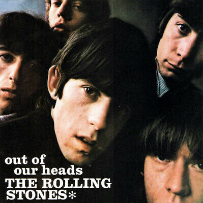 The Rolling Stones - Out of Our Heads CD NEW