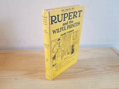 RUPERT LITTLE BEAR LIBRARY No. 13 Rupert and the Wilful Princess