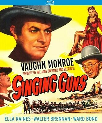 Singing Guns BLU-RAY NEW