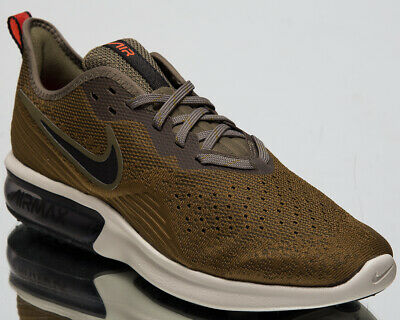 064fa27e68 Nike Air Max Sequent 4 Men's New Olive Casual Lifestyle Sneakers AO4485-200