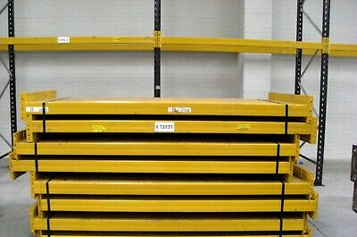 LINK 51 XL PALLET RACKING BEAMS 2.250mm CLEAR ENTRY 2000KGS LOAD