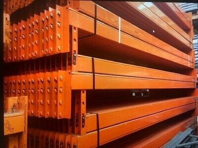 DEXION PALLET RACKING BEAMS 2.730mm CLEAR ENTRY 2000KGS LOAD