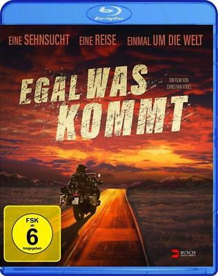 Egal Was Kommt (Blu-Ray) - Vogel,christian   Blu-Ray New