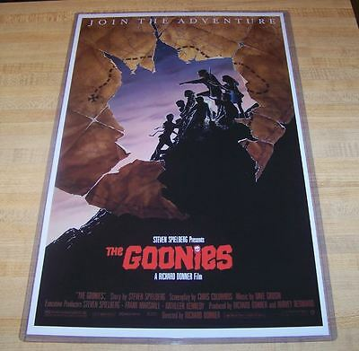 The Goonies Version 2 11X17 Movie Poster