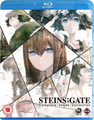 Steins Gate: The Complete Series Blu-ray NUEVO