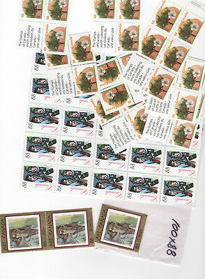 CANADA POSTAGE 100x88cent mint never hinged Your price $70.40