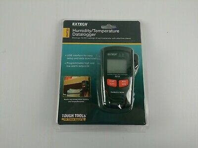 Extech RHT20 Humidity and Temperature Datalogger - New