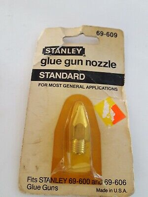 Stanley Glue Gun Replacement Nozzle Fits 69-600 and 69-606 Glue Guns