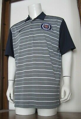 3be91276 L Men's Nike Cooperstown Collection Dri-Fit Detroit Tigers MLB Polo Shirt  EUC
