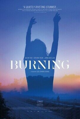 Burning [New Blu-ray] With DVD, 2 Pack