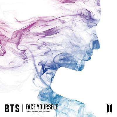 Bts - Face Yourself   Cd New