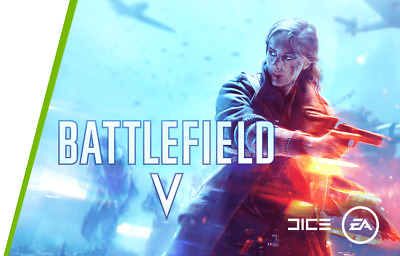 Battlefield V PC Full GeForce RTX Redemption -- ONLY for 2080 and 2080 Ti Series