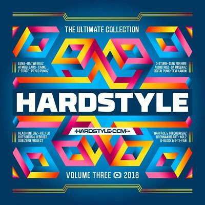 Hardstyle Ultimate Collection 03/2018:Atomzfears,Zatox,Coone...  2 Cd New
