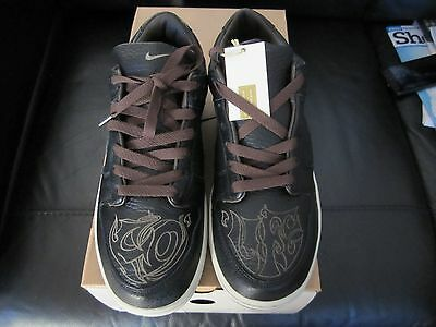 official photos 198dd b3c6f Nike Dunk Low Laser Pack Limited Edition By Micheal Desmond U.K Size 8   U.S.A 9