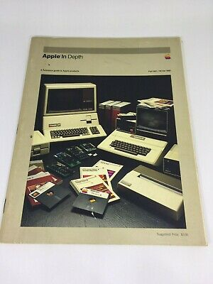 Apple reference guide to Apple products