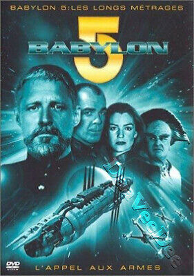 Babylon 5: A Call to Arms NEW PAL Cult DVD Michael Vejar Bruce Boxleitner