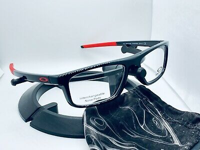 32b6970d115 NEW OAKLEY OX 8127 Pommel 812704 Polished Black Eyeglasses -  114.99 ...