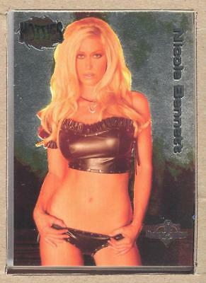 Nicole Bennett 8 of 8 2004 Bench Warmer Series 2 Foil Hotties