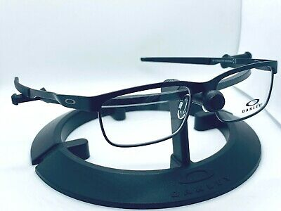90f2a577c6 New   Authentic OAKLEY STEEL PLATE XS OY3002-0146 Satin Black 46-14 Youth