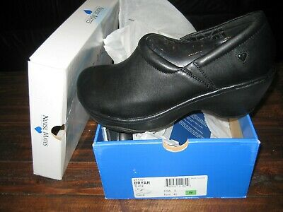 Nurse Mate Bryar black size 9 leather Never Worn women's shoes