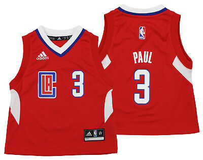 7cb83f4db94 Adidas NBA Toddlers Los Angeles Clippers Chris Paul  3 Away Replica Jersey